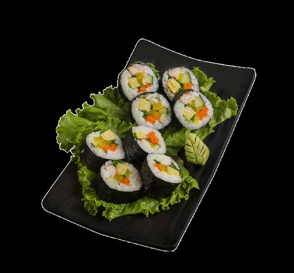 Kimbab Roll (8 pcs)