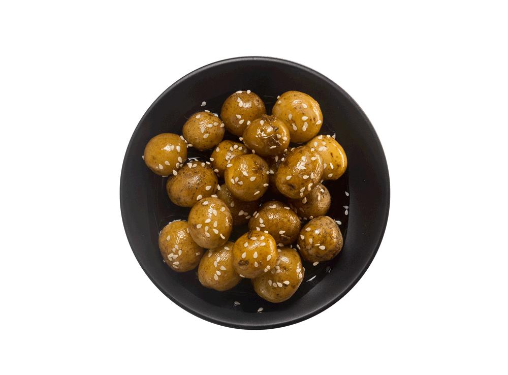 Potato-Marbles